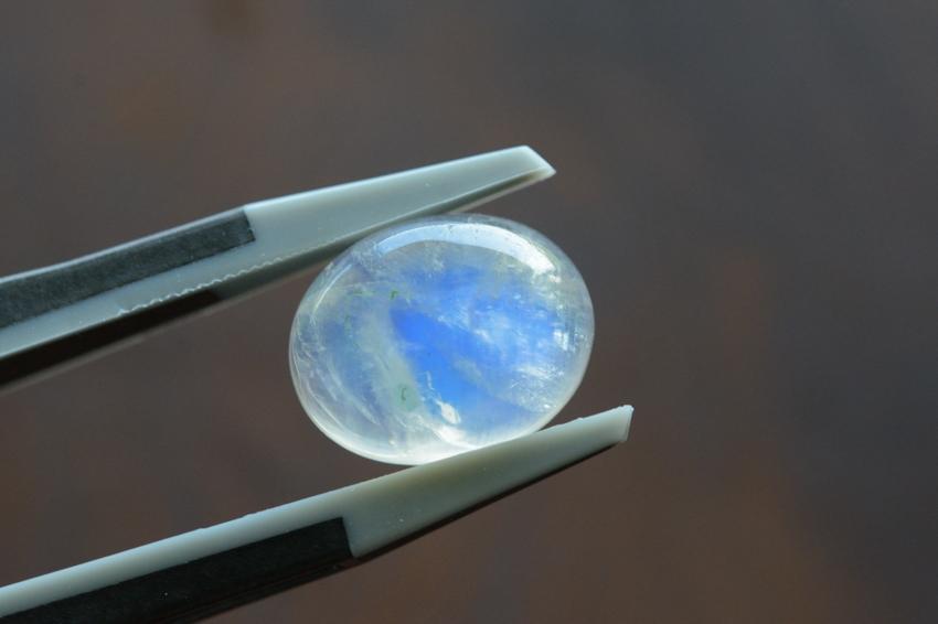 ムーンストーン【3】天然石ルース・カボション (×mm)
