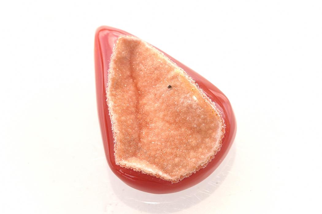 カーネリアン【10】天然石ルース・カボション (18.5×13mm)